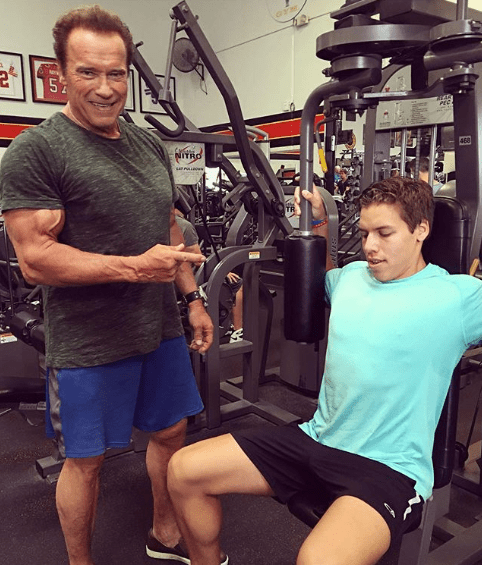 Joseph Baena Continues To Twin His Father Arnold
